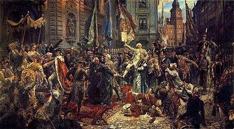 230. rocznica uchwalenia Konstytucji 3 Maja