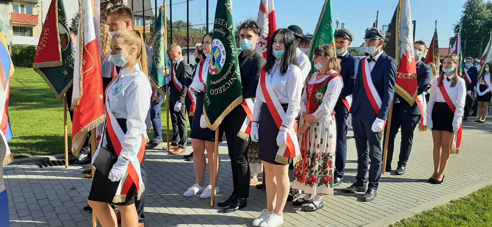 Ogólnopolska inauguracja roku szkolnego 2021/2022 w Studziańcu