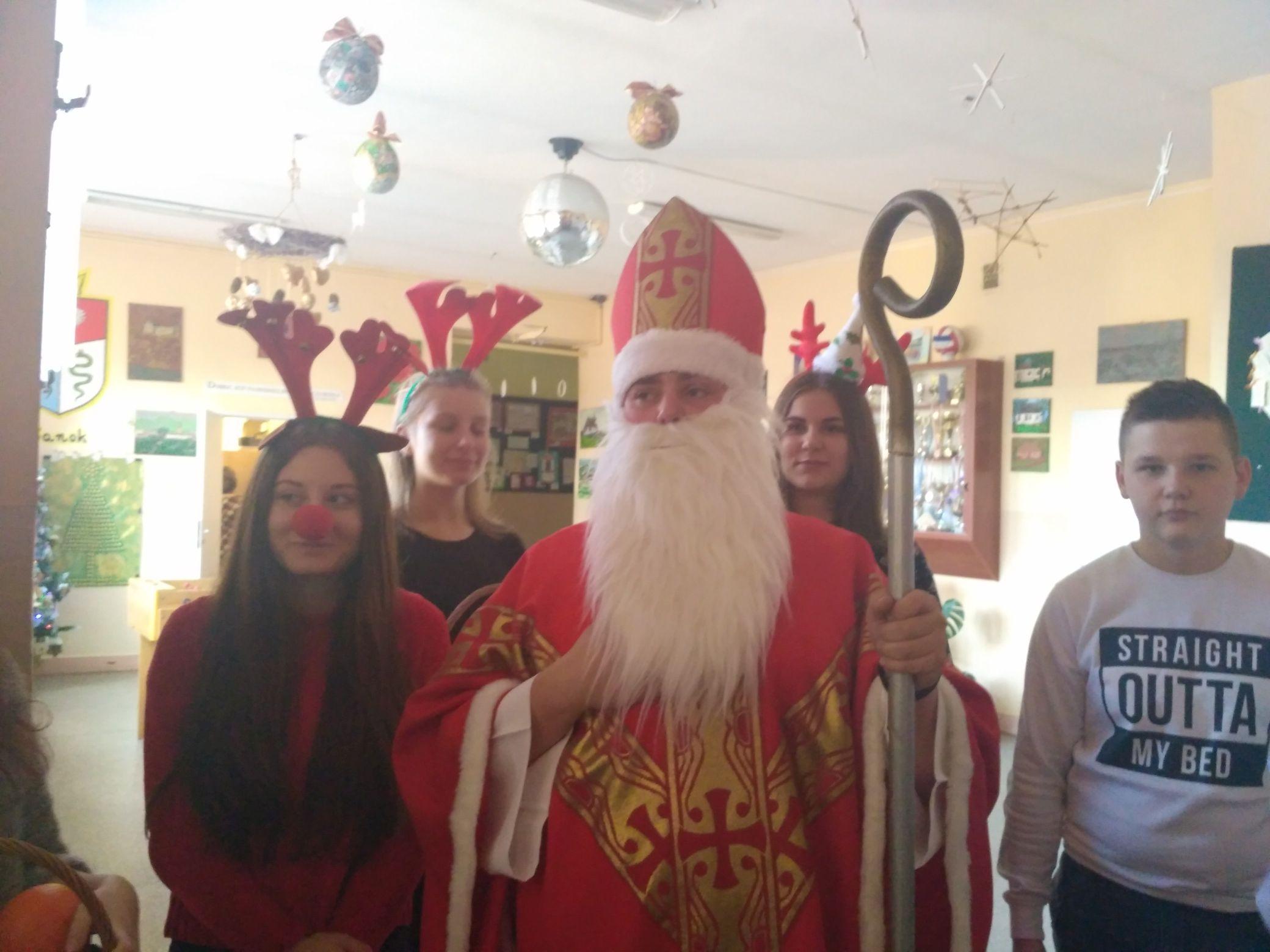 Mikołaj w SOSW 2019
